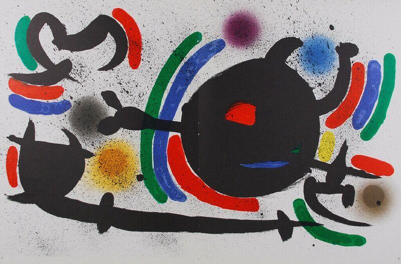 Joan Miró, 'Litografia Originale X', 1972, Print, Lithograph, Cerbera Gallery