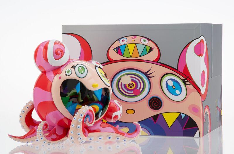 Takashi Murakami, 'Mr. Dob (A)', 2017, Sculpture, Painted cast vinyl, Heritage Auctions