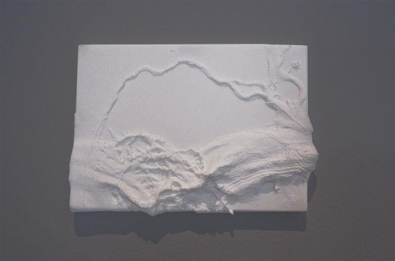 Charles Lim, 'SEA STATE 2: untitled (study)', 2012, Sculpture, 3D Rapid Prototype print (Nylon polymer), Future Perfect