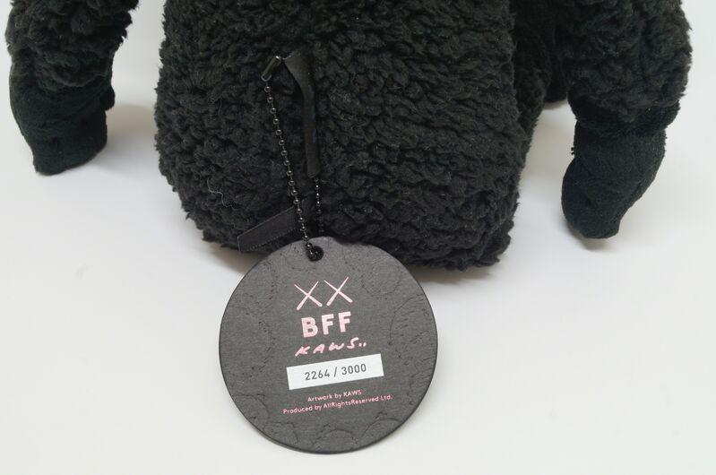 KAWS, 'BFF Companion (Black)', 2016, Other, Plush fabric multiple, Roseberys