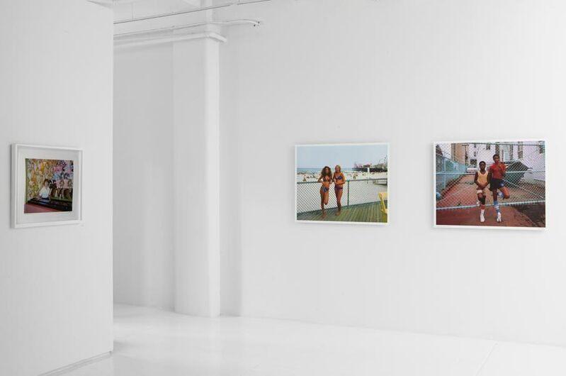 Joe Maloney, 'Two Girls, Seaside Heights, New Jersey', 1980, Photography, Archival pigment print, Rick Wester Fine Art