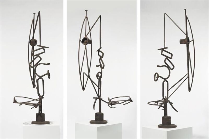 David Smith (1906-1965), 'Agricola IV', Steel, Christie's