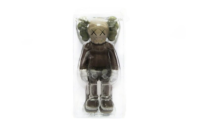 KAWS, 'Companion Open Edition (Flayed)', 2016, Sculpture, Objects, vinyl in colours, Roseberys