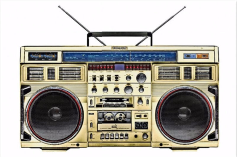 Lyle Owerko, 'Boombox 27', 2019, Photography, Photograph printed on paper, S16 Gallery