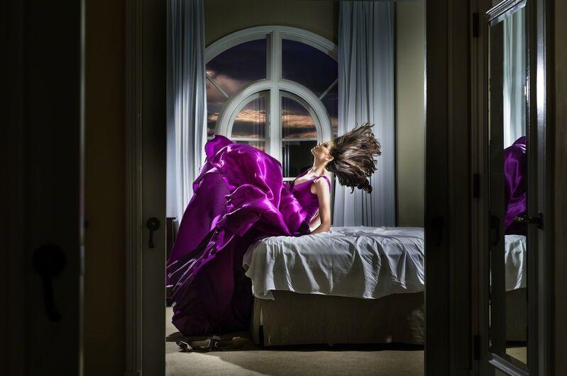 David Drebin, 'Purple Starlet', 2014, Photography, épreuve couleur / C-print, Galerie de Bellefeuille