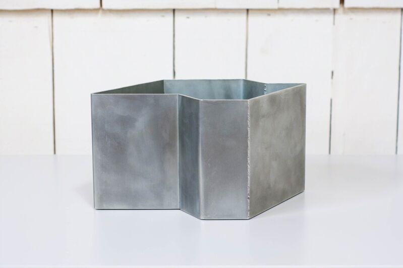 Jonathan Nesci, 'Present Perimeter Vase #33', 2015-2016, Design/Decorative Art, Steel, Alpenglow Projects Unlimited