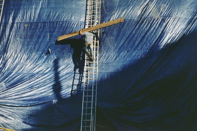 Harry Roseman, 'Ascent, Somerville, MA', 2001, Photography, C-print, Atrium Gallery