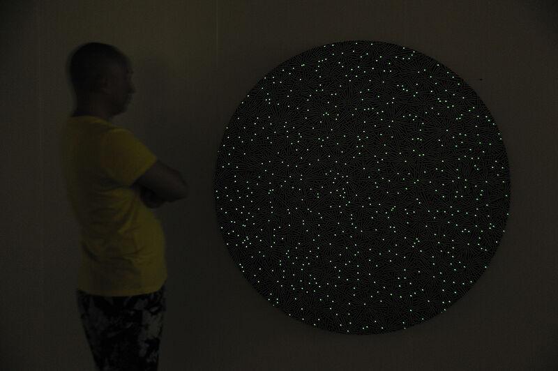 Lu Xinjian 陆新建, 'Constellations 星座', 2015, Painting, Acrylic on canvas, ART LABOR Gallery