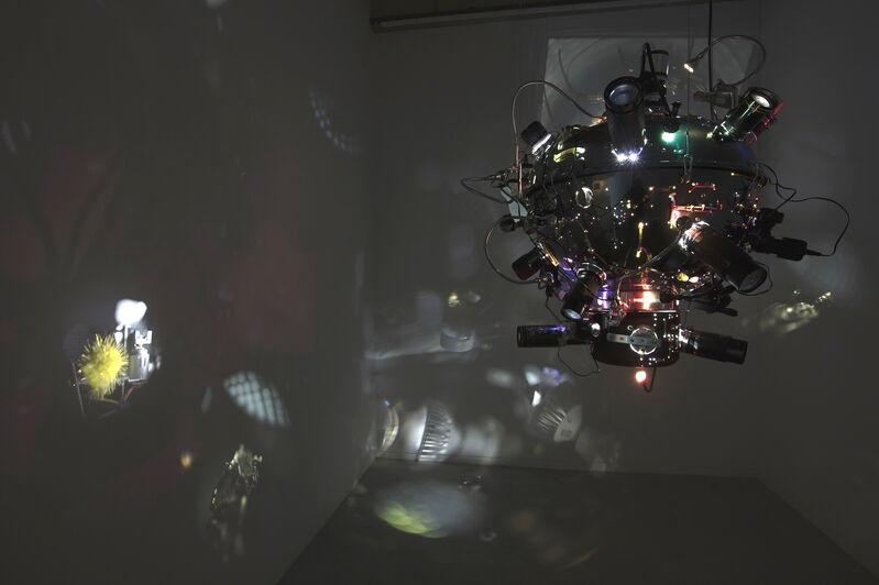 Hyungsub Shin, 'Argos Panoptes III', 2019, Mixed Media, Projector, Savina Museum of Contemporary Art