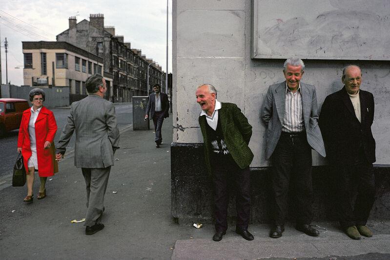 Raymond Depardon, 'Glasgow, Scotland', 1980, Photography, Modern C-print, Magnum Photos