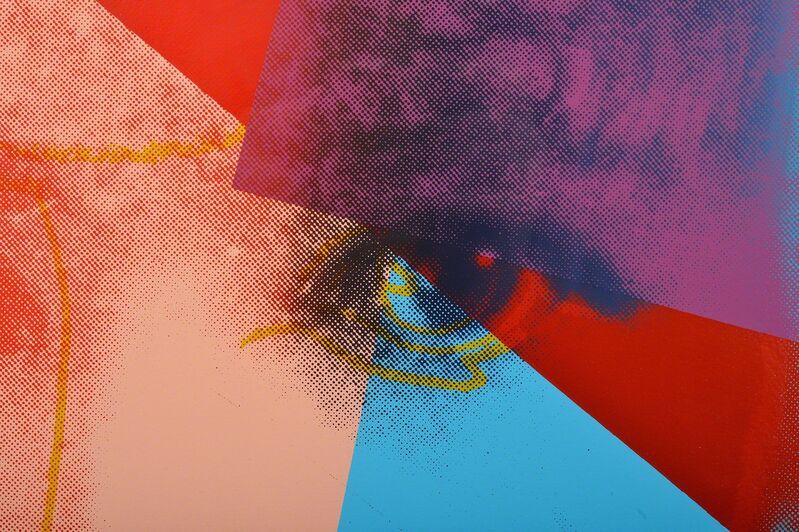 Andy Warhol, 'Sarah Bernhardt', 1980, Print, Coloured screen print on vellum paper, Millon Belgium