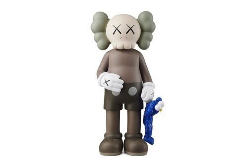 KAWS, 'Share (Set of 3)', 2020, Sculpture, Vinyl, Dope! Gallery Gallery Auction
