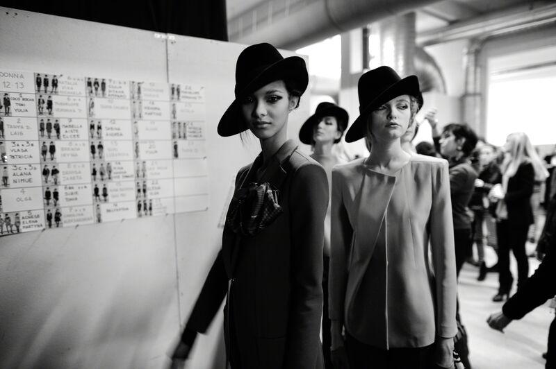 Fendi, Giorgio Armani, Prada, 'Fall/Winter 2015 Milan Fashion Show Experiences', The Watermill Center Benefit Auction