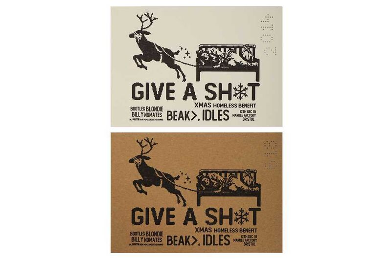 Banksy, 'Give a Sh*t', 2019, Other, Brown and white paper raffle tickets, Chiswick Auctions