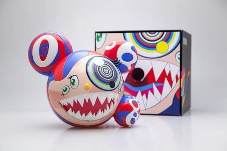 Takashi Murakami, 'Mr. DOB', 2016, Sculpture, Vinyl, ABS Resin, Der-Horng Art Gallery