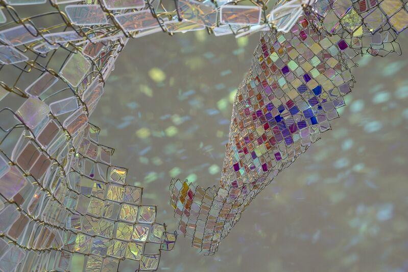 Soo Sunny Park, 'Unwoven Light ', 2013, Installation, Rice University Art Gallery