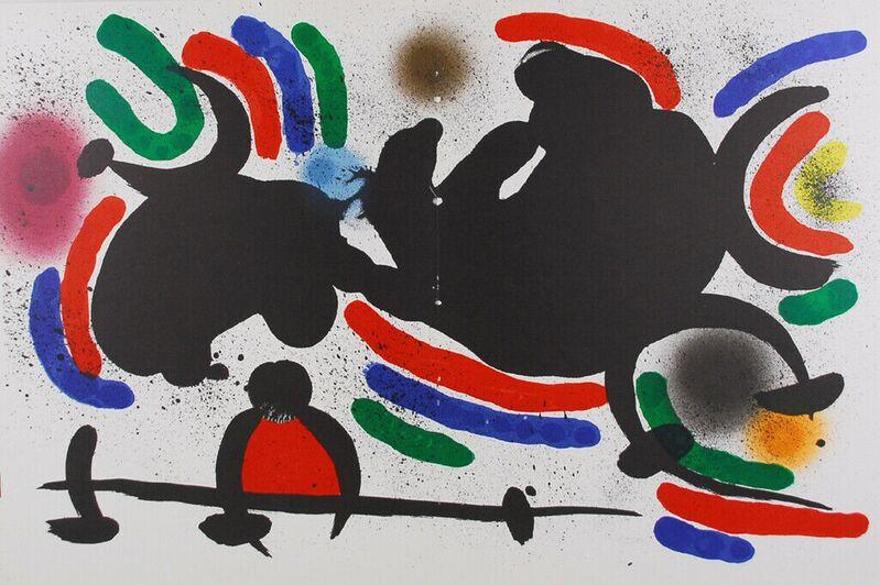 Joan Miró, 'Litografia Original IV', 1972, Print, Lithograph, Cerbera Gallery