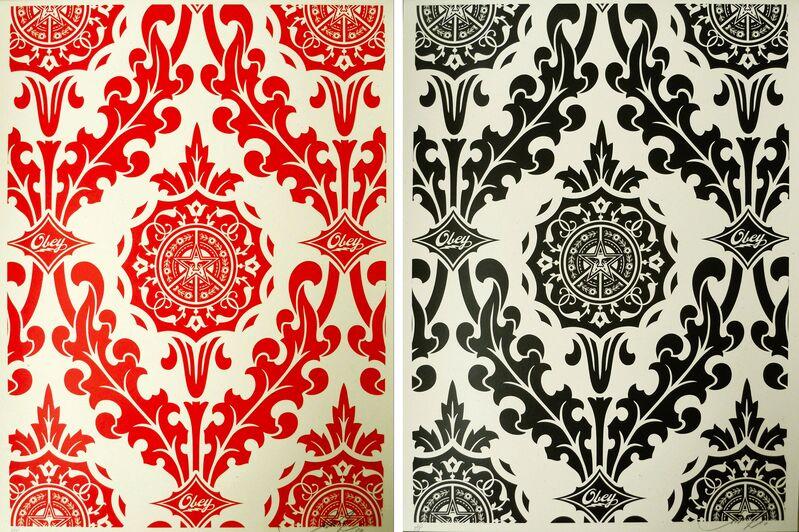 Shepard Fairey, 'Parlor Pattern', 2010, Print, Screenprint, EHC Fine Art