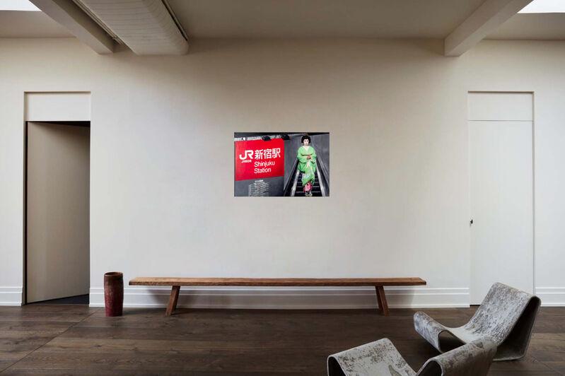 RYOKO WATANABE, 'jr', 2010, Painting, Oil on Canvas, Galerie Jacob Paulett