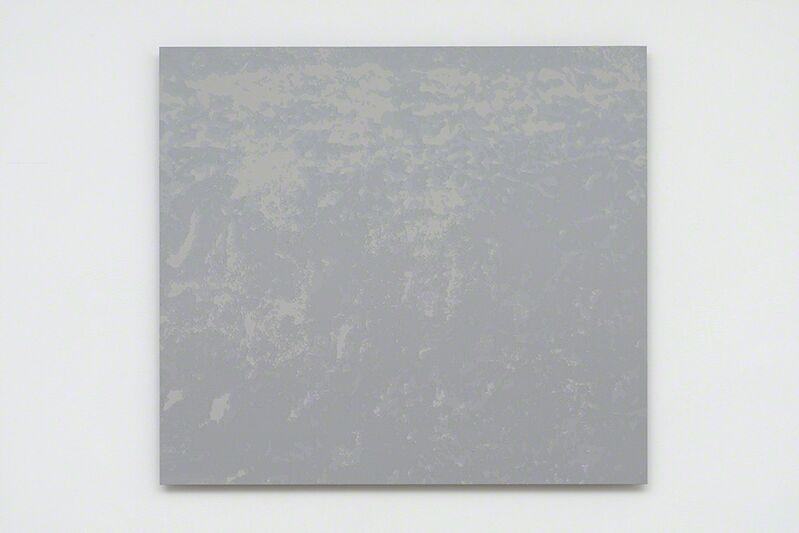 Jérôme Bouchard, 'Relevé', 2015, Painting, Acrylic on aluminum, Galerie Roger Bellemare et Christian Lambert