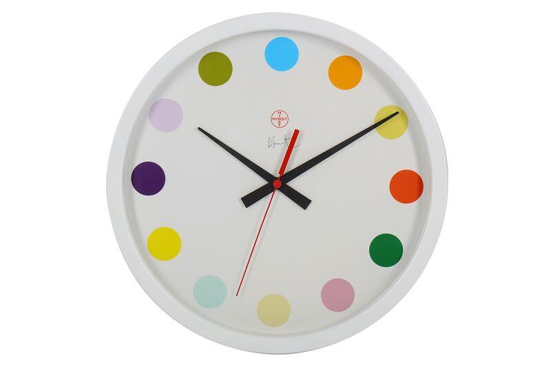 "Damien Hirst, 'HIRST ""SPOT CLOCK"" (LARGE)', 2009, Ephemera or Merchandise, Plastic, Arts Limited"