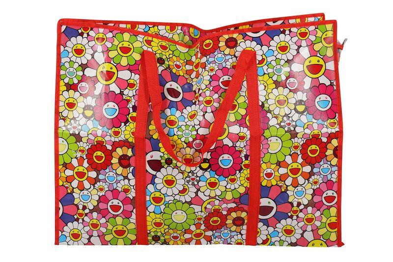 Takashi Murakami, 'Flowers Bag', Fashion Design and Wearable Art, Printed shopping bag, Chiswick Auctions