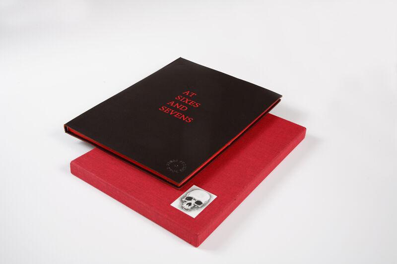 Rita Duffy, 'AT SIXES AND SEVENS', 2013, Books and Portfolios, Fine Art Letterpress Book, Stoney Road Press