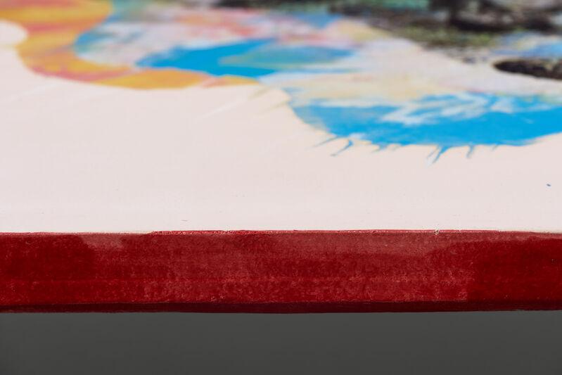 Richard Deacon, 'Flat 59', 2019, Sculpture, Glazed ceramic, Galerie Thomas Schulte