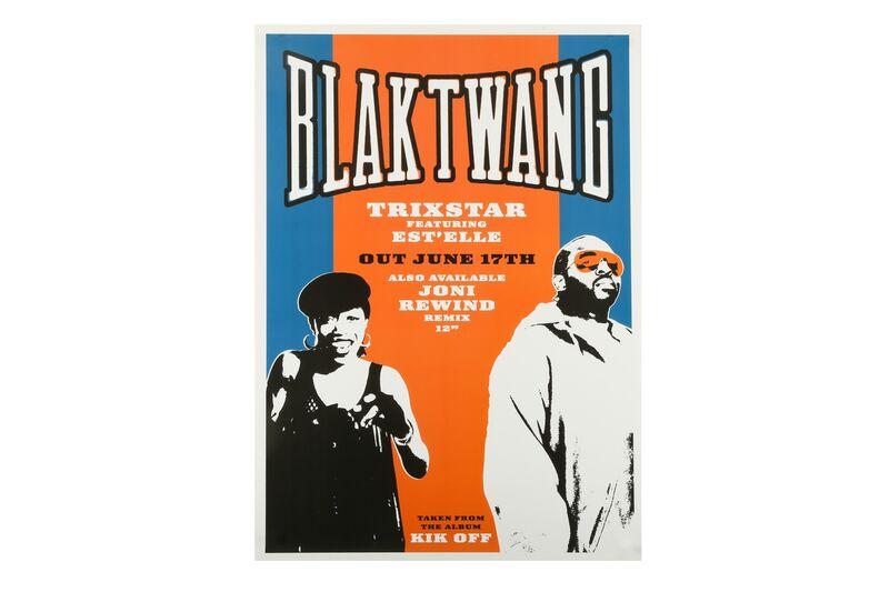 Banksy, 'Blak Twang', Print, Offset lithograph, Chiswick Auctions