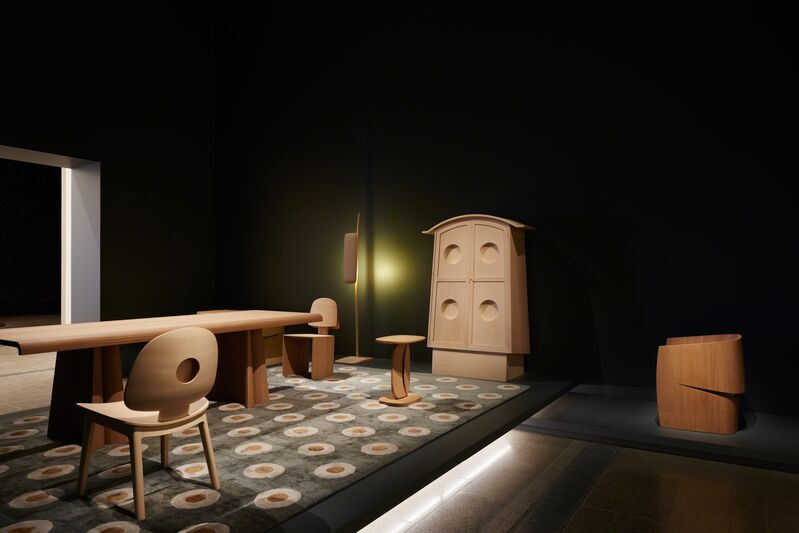 Khai Liew, 'Installation view of Khai Liew's work for the 2015 Riggs Design Prize', 2015, Design/Decorative Art, National Gallery of Victoria