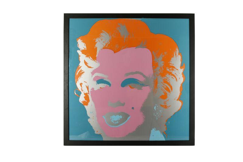 Andy Warhol, 'Sunday B. Morning Marilyn Monroe Suite', Print, Screenprint, Chiswick Auctions