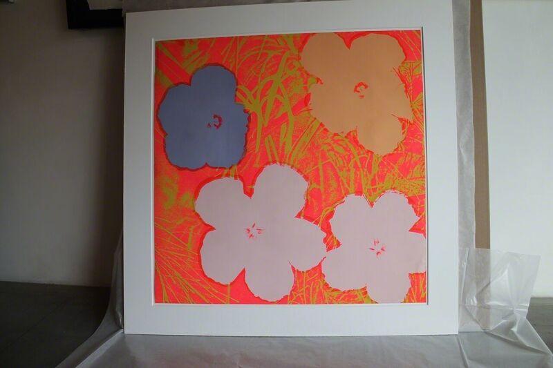 Andy Warhol, 'Flowers (FS II.69) ', 1970, Print, Screenprint on Paper, Revolver Gallery