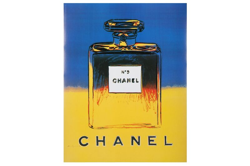 Andy Warhol, 'Chanel No. 5 (Sunday B. Morning)', Print, Offset lithograph printed in colours, Chiswick Auctions
