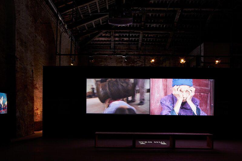 Wen Hui/Living Dance Studio, 'Other Future (Installation view)', 2015, Installation, 56th Venice Biennale