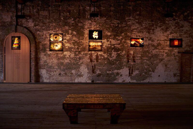 Sarkis, 'Respiro (Installation view)', 2015, Installation, 56th Venice Biennale