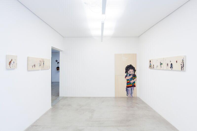 Camila Soato, 'Experiências polifônicas№20', 2013, Painting, Oil on canvas / Óleo sobre tela, Zipper Galeria