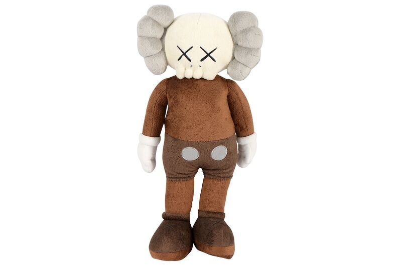 KAWS, 'Lane Crawford Toy', 2016, Sculpture, Plush toy, Chiswick Auctions