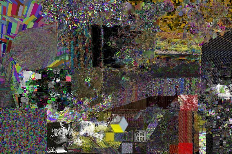 Shane Hope, 'far_edge_elif', 2012, Print, Archival pigment print, Winkleman Gallery
