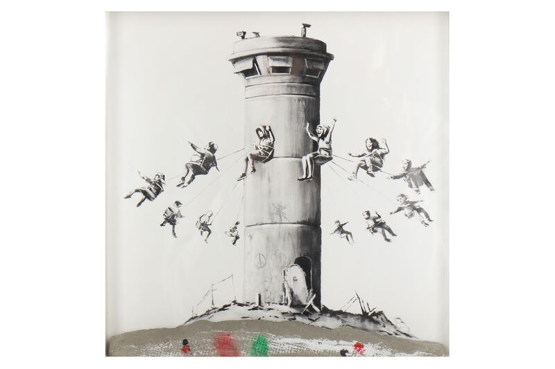 Banksy, 'Walled Off Hotel (Box Set)', 2017, Mixed Media, Mixed media, concrete and lithograph, Chiswick Auctions