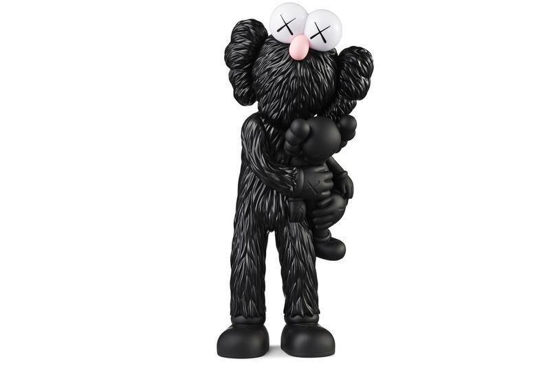 KAWS, 'Take (Black)', 2020, Sculpture, Painted Cast Vinyl, Curator Style