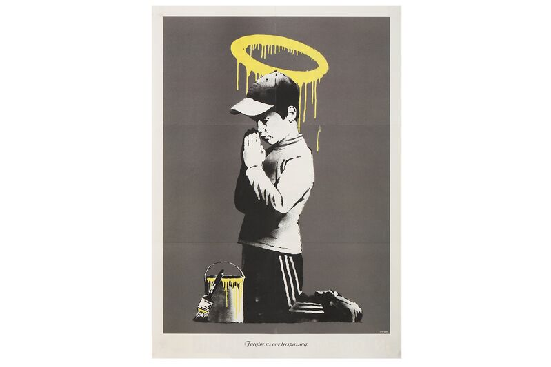 Banksy, 'Exit Through The Gift Shop', 2010, Posters, Film poster, Chiswick Auctions