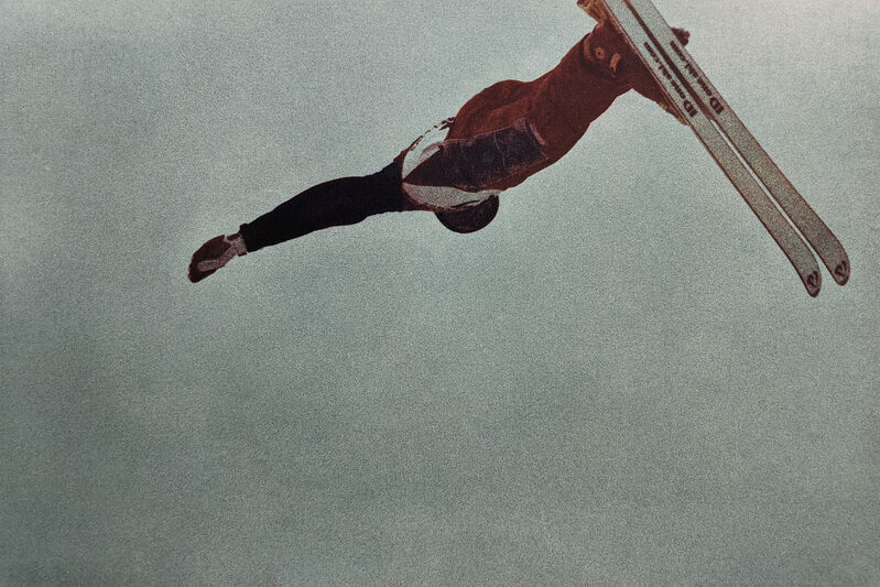 Sheila Metzner, 'Winter Olympics, Salt Lake City, Utah', 2002, Photography, Fresson Print, Staley-Wise Gallery