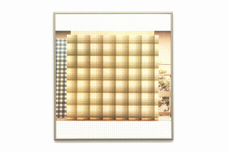 Daan Van Golden, 'Artist's Studio / Composition with Colored Dots', 2012, Print, Giclee print on photo paper, Micheline Szwajcer