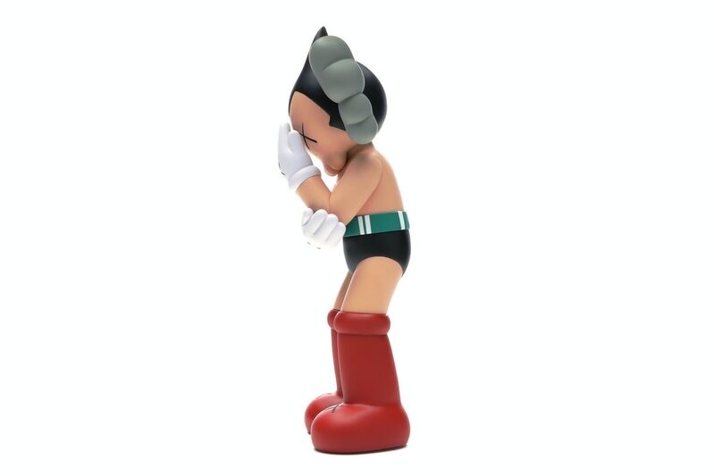 KAWS, 'Astro Boy (Red)', 2012, Sculpture, Vinyl, Rite Gallery