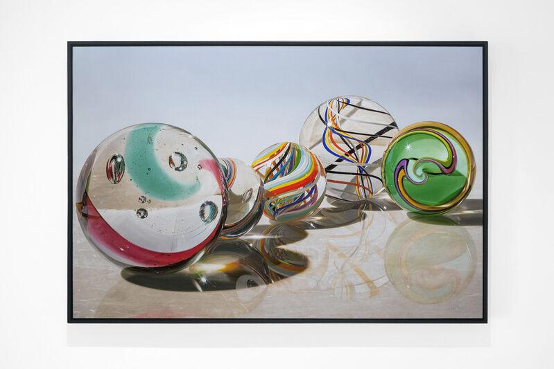 Steve Mills, 'The Family', 2013, Painting, Oil on Aluminum, Gallery Henoch