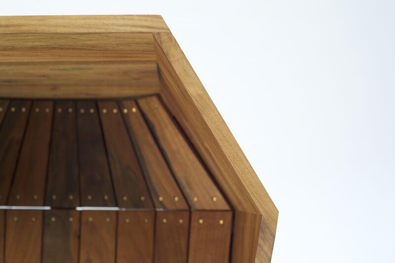 Yaffe Mays, 'Personhood', ca. 2010, Design/Decorative Art, Wood, leather, upholsrtery, The NWBLK