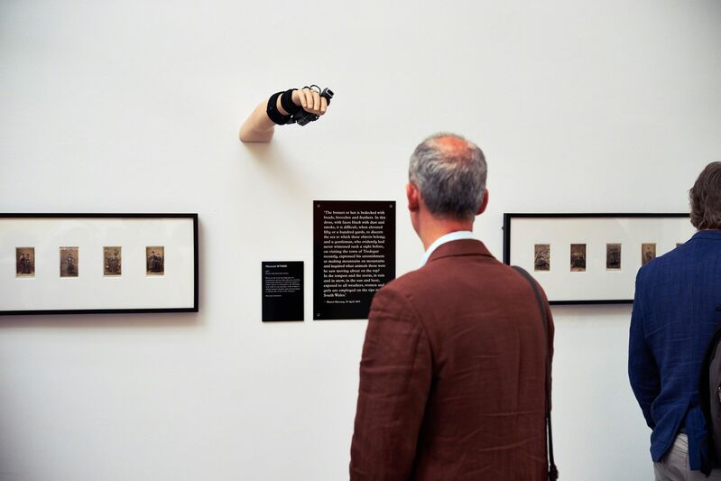 Jeremy Deller, 'Motorola WT4000 (Installation view)', 2013, Sculpture, 56th Venice Biennale