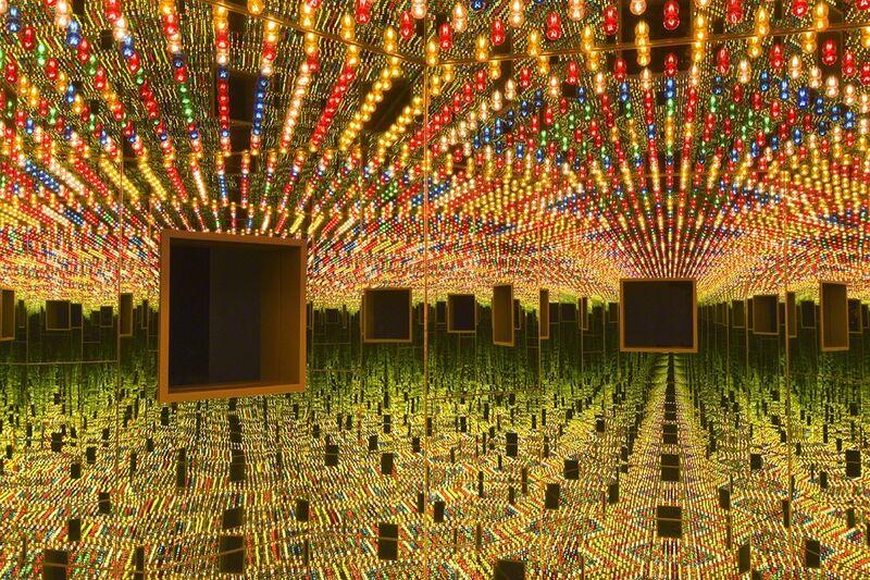 Yayoi Kusama, 'Infinity Mirrored Room—Love Forever', 1966/1994, Mixed Media, Wood, Mirrors, Metal, and Lightbulbs, Seattle Art Museum