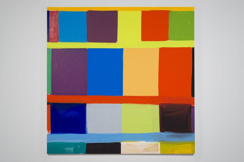 Stanley Whitney, 'Elephant Memory', 2014, Painting, Oil on linen, The Studio Museum in Harlem