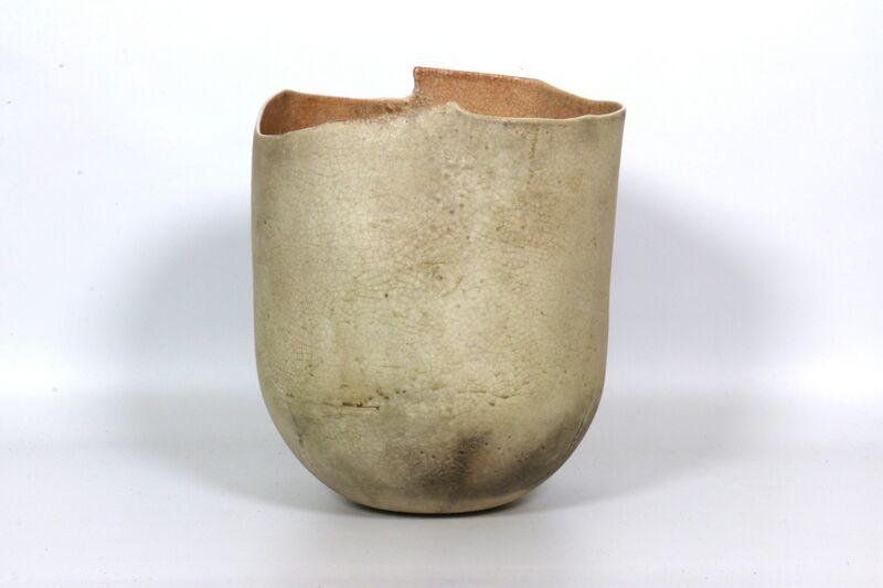Richard DeVore, 'Richard DeVore Large White Vase', Design/Decorative Art, Ceramics, Jeffrey Spahn Gallery